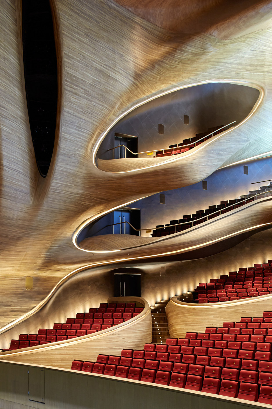 Harbin Opera House MAD Architects Beijing Hufton Crow dezeen 936 21